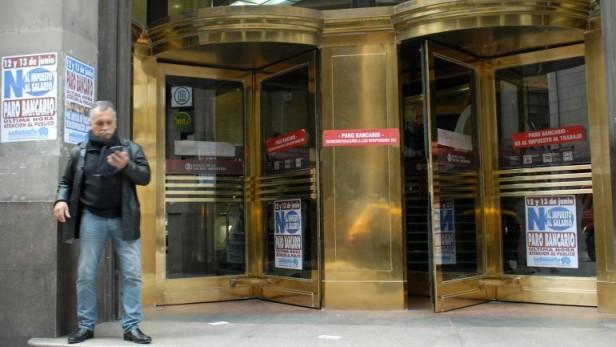 Este jueves no habrá atención en los bancos de todo el país
