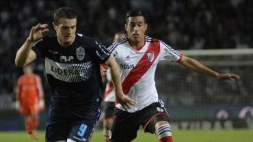 River no supo mantener la victoria y Gimnasia se lo empató sobre el final en La Plata