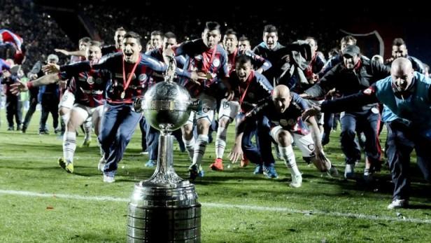 La Conmebol quiere a EEUU en la próxima Copa Libertadores