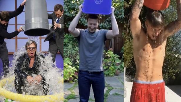 Cómo empezó el Ice Bucket Challenge, el desafío viral solidario al que se animan los famosos