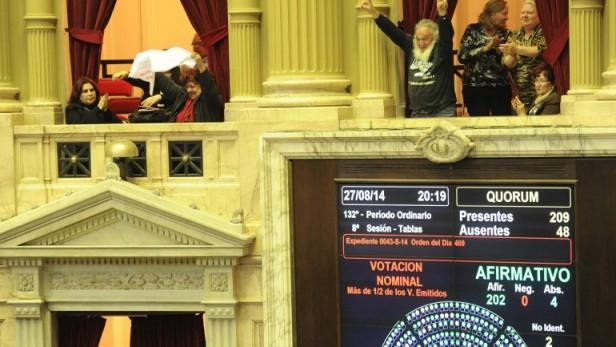Diputados convirtió en ley la moratoria que le permitirá jubilarse a 500 mil personas
