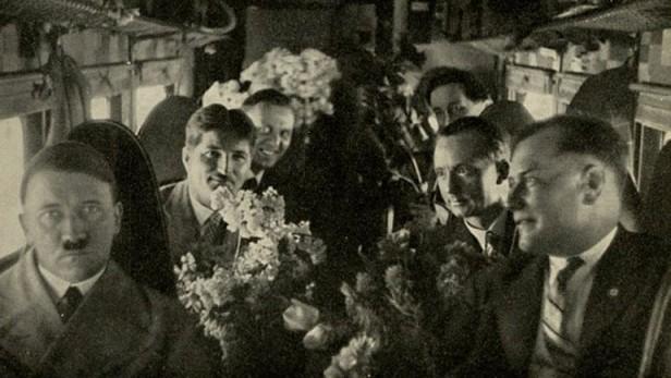 Encontraron fotos inéditas de Adolf Hitler en una caja oculta