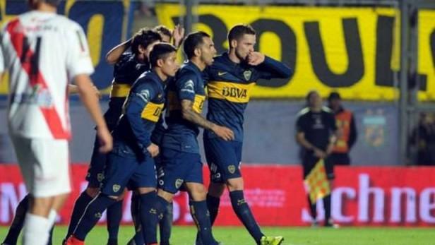 Boca goleó a Guaraní Antonio Franco y avanzó a los cuartos de final de la Copa Argentina