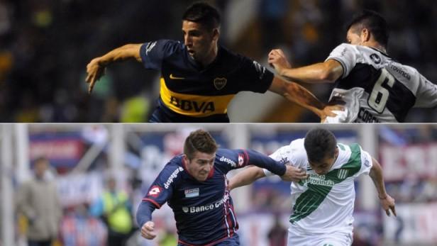 Boca jugará el sábado a la tarde; San Lorenzo, el domingo antes que River