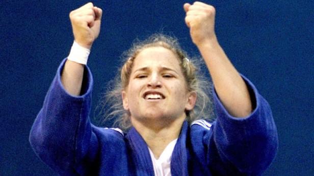 Paula Pareto, campeona del mundo en judo
