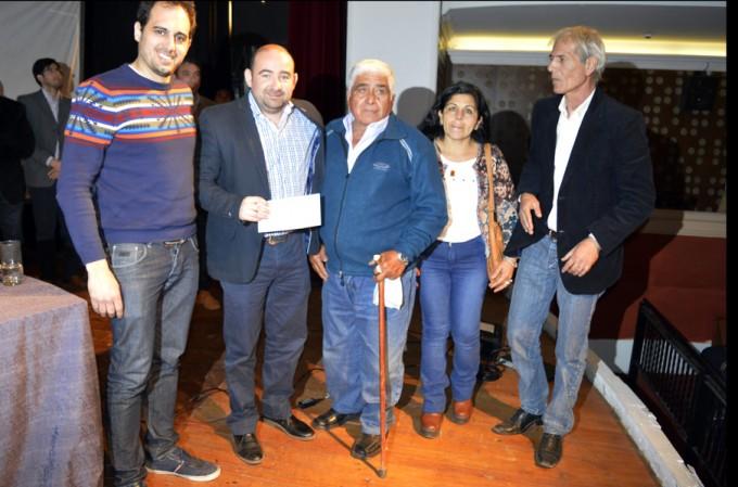 Municipio y Nación entregan medio millón de pesos en ayuda a instituciones deportivas