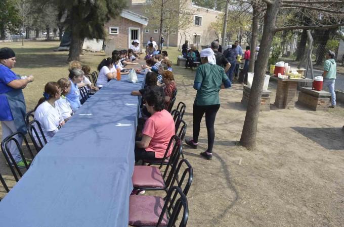 La comuna alojó a un centenar de peregrinos que asisten a la beatificación de Mama Antula