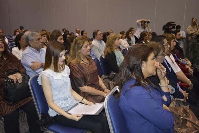 Autoridades municipales participaron del acto por los 60 años del Instituto Cultural Anglo Argentino