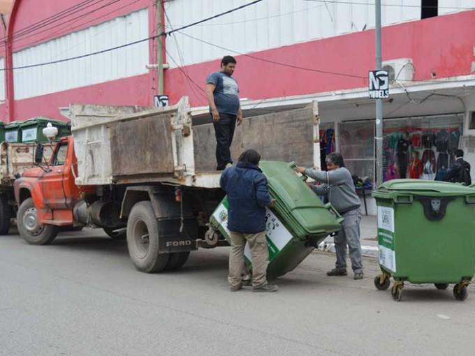 La Municipalidad de La Banda duplicará la cantidad de contenedores de residuos