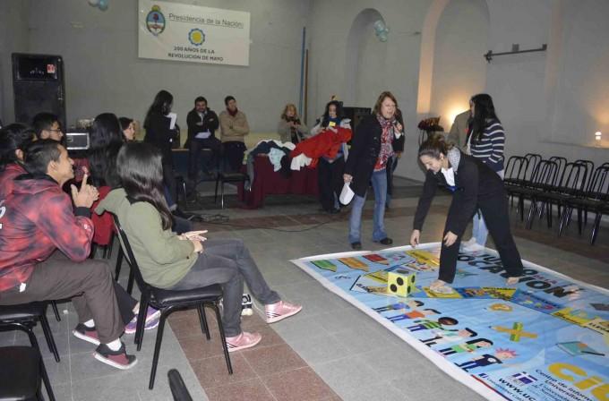 Alumnos de la ET Nº 6 participaron de un encuentro de orientación vocacional