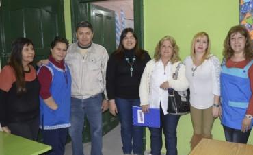 """Asumieron autoridades en la Escuela de Artes Plásticas """"Juanita Briones"""""""