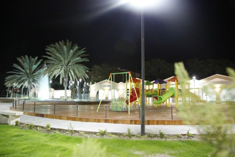 El jueves por la tarde será la gran inauguración de la nueva Plaza Educativa y Cultural Mauricio Rojas