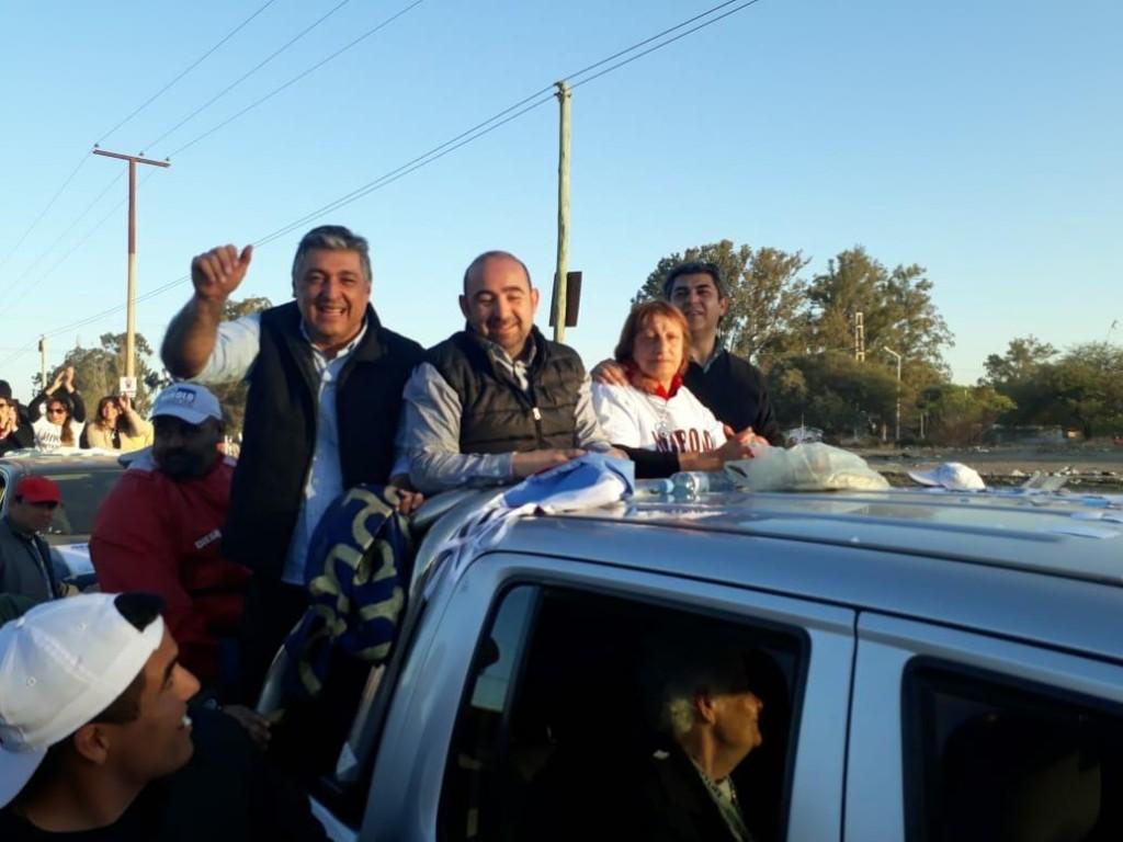 """Nediani: """"Sigamos llevando a La Banda por el camino del progreso"""""""