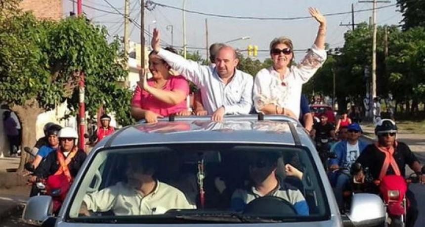 El Frente Renovador prepara una gran caravana para cerrar su campaña en La Banda y Capital
