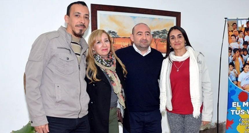 """El intendente Mirolo hizo el lanzamiento del programa """"Becas por mérito al talento"""""""