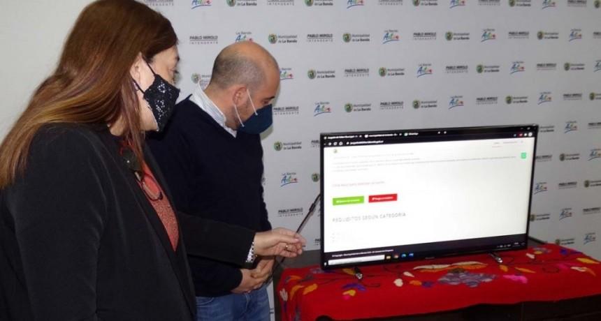 El intendente Pablo Mirolo habilitó la entrega de turnos online para el Juzgado de Faltas