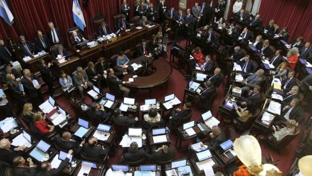 El Senado dio media sanción al proyecto de ley para cambiar el lugar de pago de la deuda reestructurada
