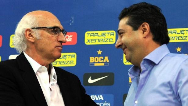Principio de acuerdo entre Boca y Carlos Bianchi por la rescisión de su contrato