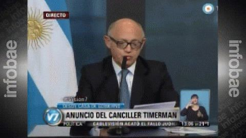 Antes de la audiencia, Argentina dijo que una declaración de desacato era
