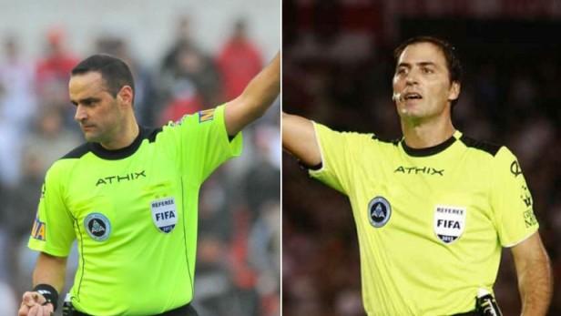 Abal, Vigliano y Delfino: los tres candidatos para dirigir el Superclásico de este domingo