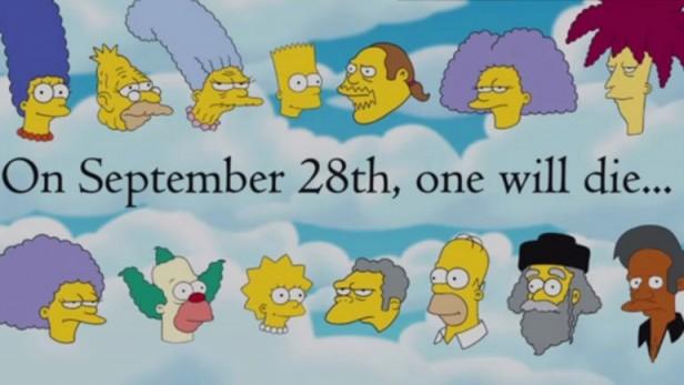 ¿Qué personaje se murió en Los Simpson?