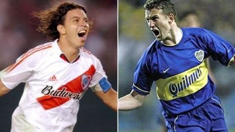 Cómo les fue a Marcelo Gallardo y a Rodolfo Arruabarrena como jugadores en los Superclásicos