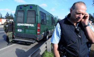Berni cambió de versión y reconoció que el gendarme