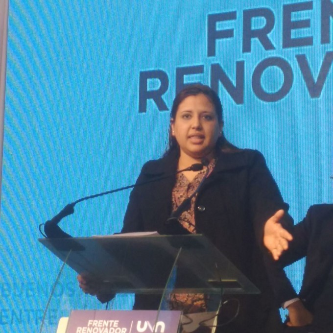 La diputada Morales disertó sobre  el proyecto de ley de paridad
