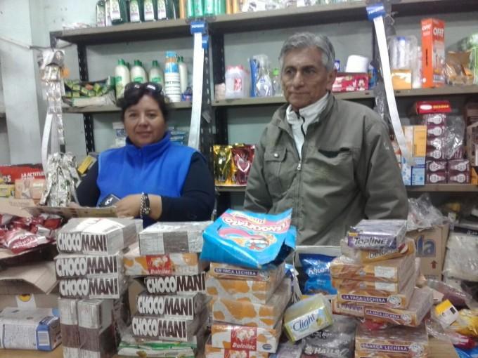 Secuestran gran cantidad de mercadería de un comercio del barrio Sarmiento