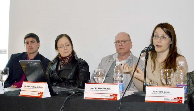 El Municipio de La Banda participó en la Jornada de Actualización en Legislación Alimentaria.