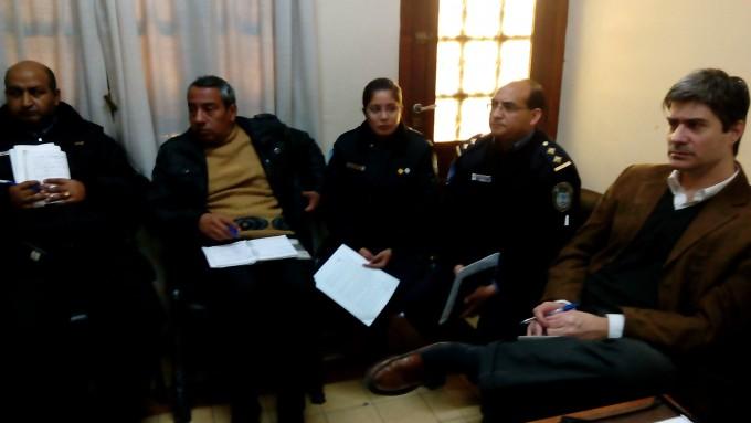 La comuna y organismos de seguridad diagraman controles durante las estudiantinas