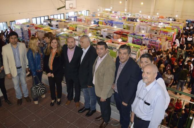 El intendente Mirolo encabezó la apertura de la Feria de Ciencia y Tecnología