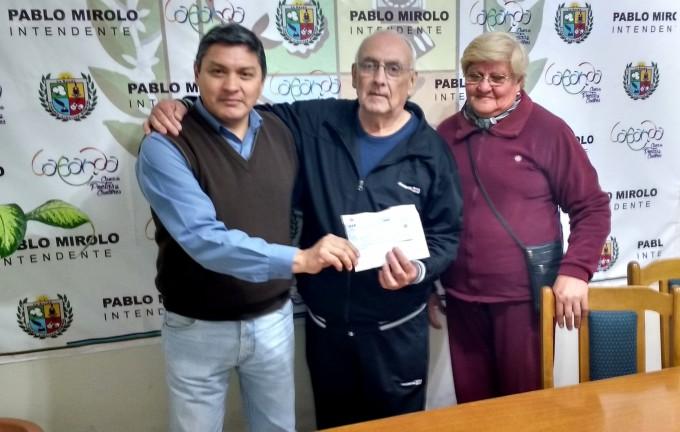 El Club de Abuelos representará a La Banda en la ciudad de Salta