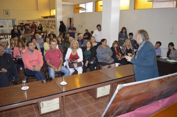 Positiva reunión informativa por el histórico Alto Nivel