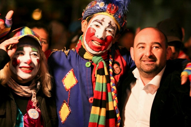Dos noches a pura magia con artistas de gran nivel que le cantaron a La Banda