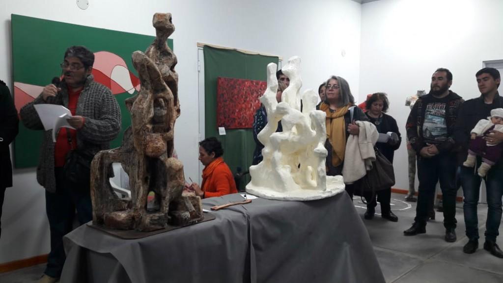 En sus 39° años de vida, el Atelier Cultural reabrió sus puertas con un nuevo edificio