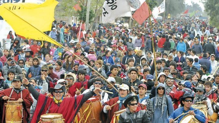 El municipio acompañó la celebración del Santo de los pobres, San Gil
