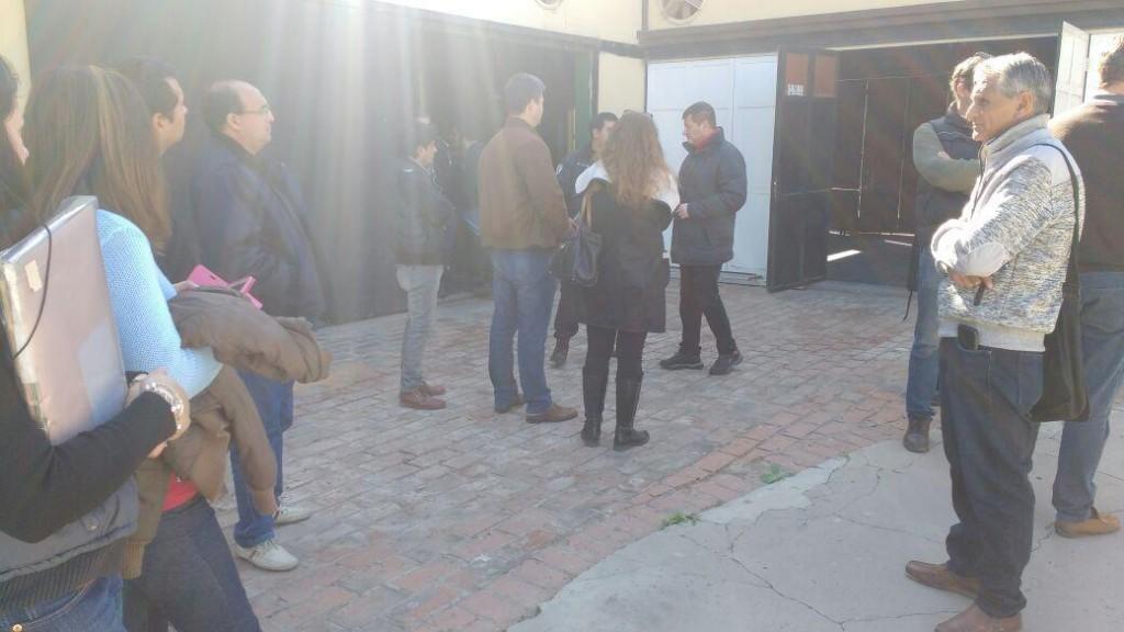 El municipio dispuso medidas de seguridad en el local donde se harán los festejos de los estudiantes
