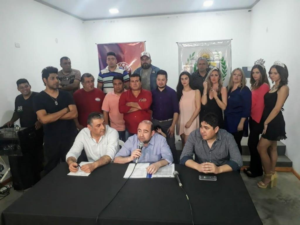 El intendente Mirolo invitó a los festejos centrales por los 106 años de La Banda