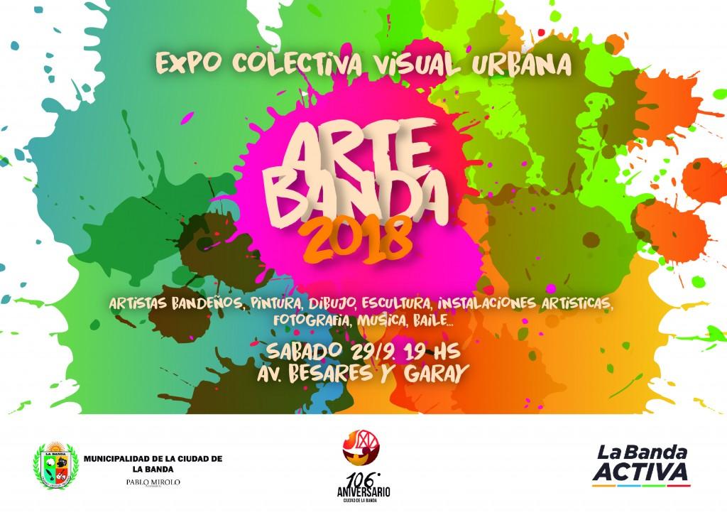 """Con obras de más de 60 artistas la Plaza """"Mauricio Rojas"""" se convertirá en una gran galería de arte"""
