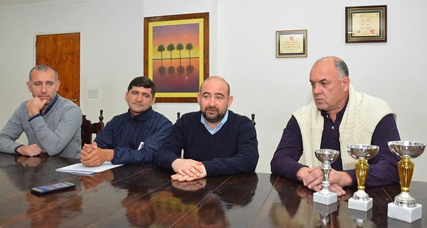 """El intendente Mirolo convocó a todos los vecinos a la 2ª Maratón """"La Banda Corre"""""""