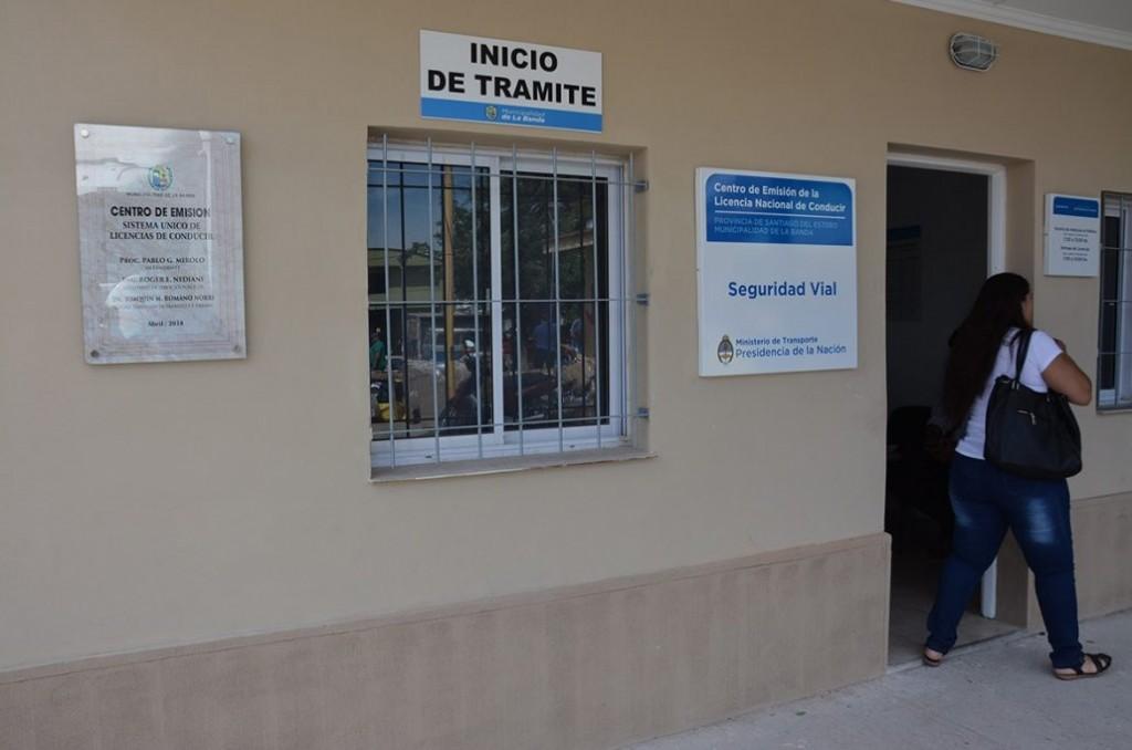 EL CENTRO EMISOR DE LICENCIAS DE CONDUCIR FUNCIONA A PLENO CON UN ESTRICTO PROTOCOLO SANITARIO