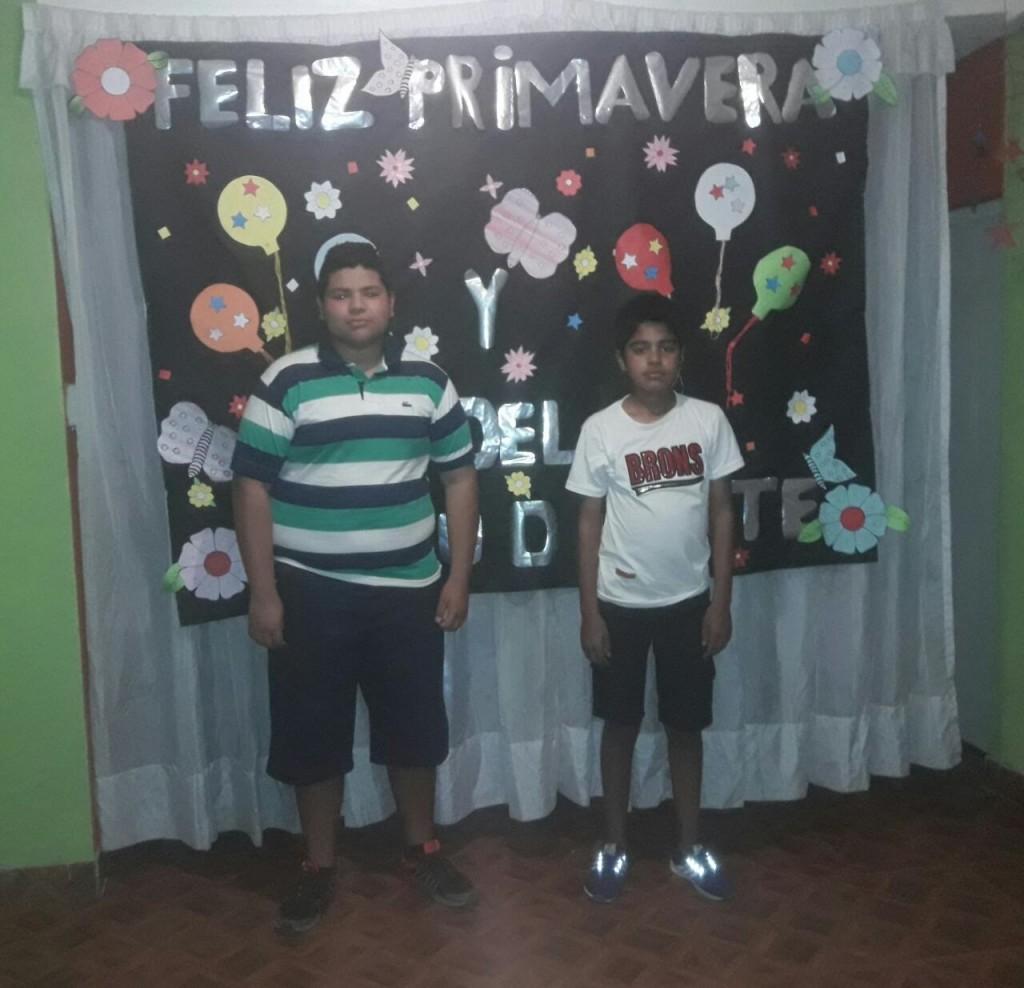 Los alumnos del Nivel Medio de la Escuela Municipal celebraron el Día del Estudiante