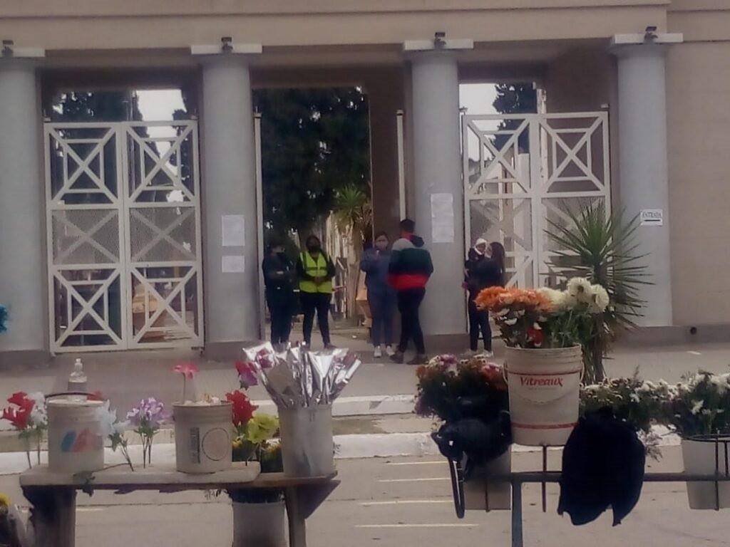 El Cementerio La Misericordia estableció nuevos horarios de visitas e inhumaciones