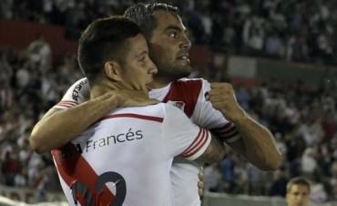 River volvió a demostrar su gran momento y avanzó a los cuartos de final de la Copa Sudamericana