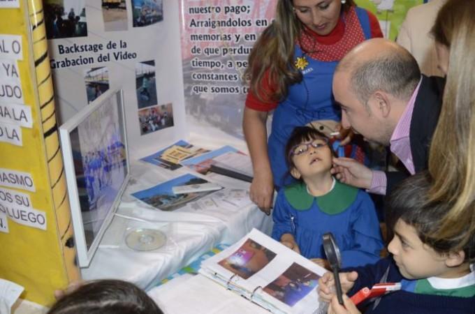 Los Jardines Municipales representarán a la provincia en la Feria Nacional de Ciencias