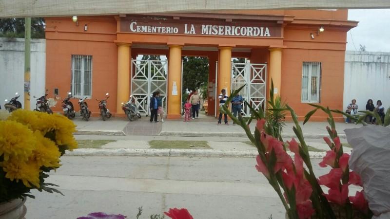 Suspenden trabajos de refacción y construcción particulares en el Cementerio La Misericordia