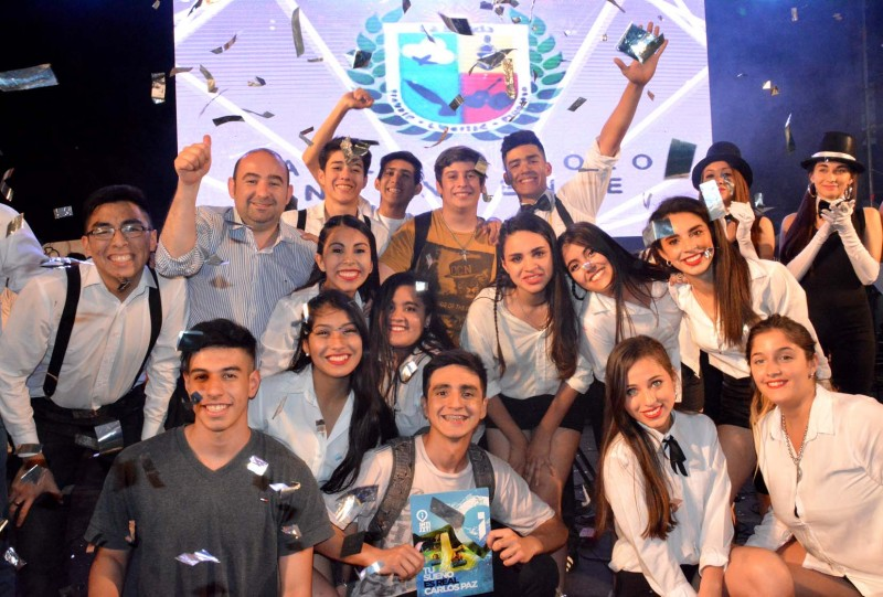 Con una gran fiesta estudiantil finalizaron los JUDEM 2017