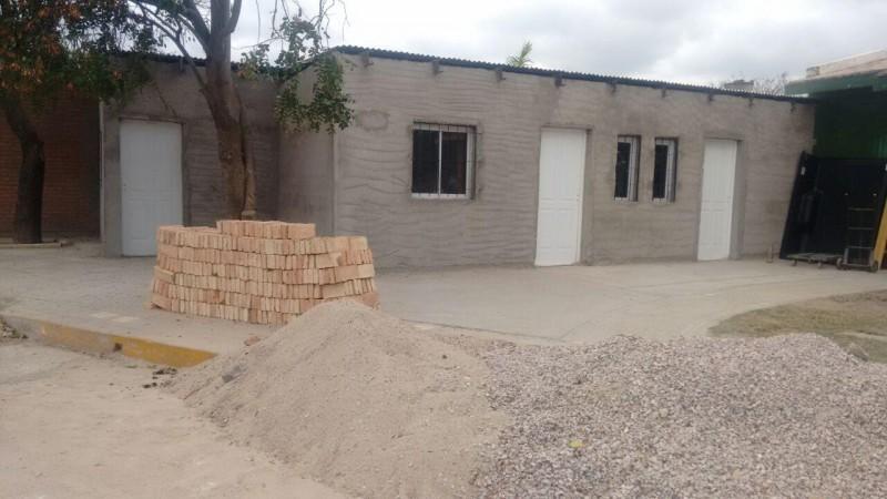 La construcción del Centro de Emisión de Licencias de Conducir se encuentra en su etapa final