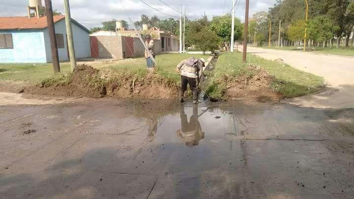 La comuna prepara la ciudad para evitar complicaciones durante los días de lluvia